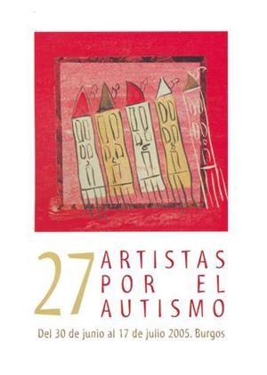 27 artistas por el Autismo