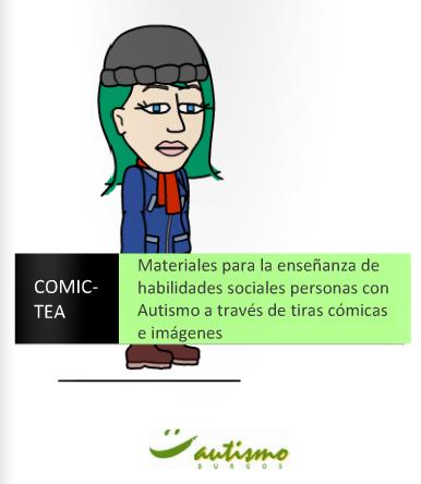 Comic Tea