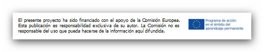 AUTHEW Disclaimer SPANISH