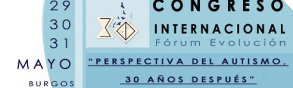 """Inauguración Congreso Internacional """"Perspectiva del Autismo, 30 años Después"""""""