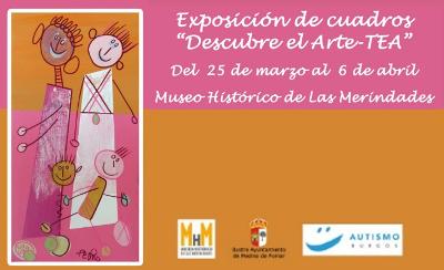 Exposición en Medina de Pomar «Descubre el Arte-TEA»