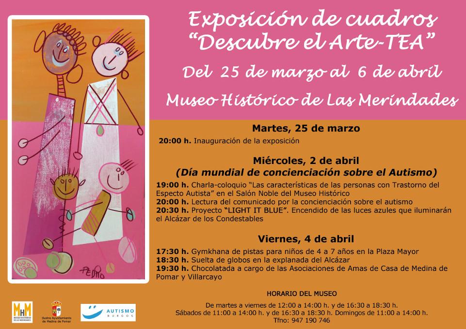 Exposición Medina de Pomar 2014