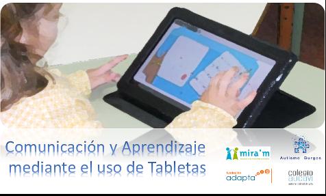 proyecto comunicación tablets