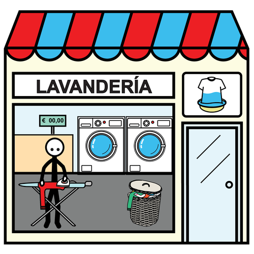 Servicio de lavandería profesional