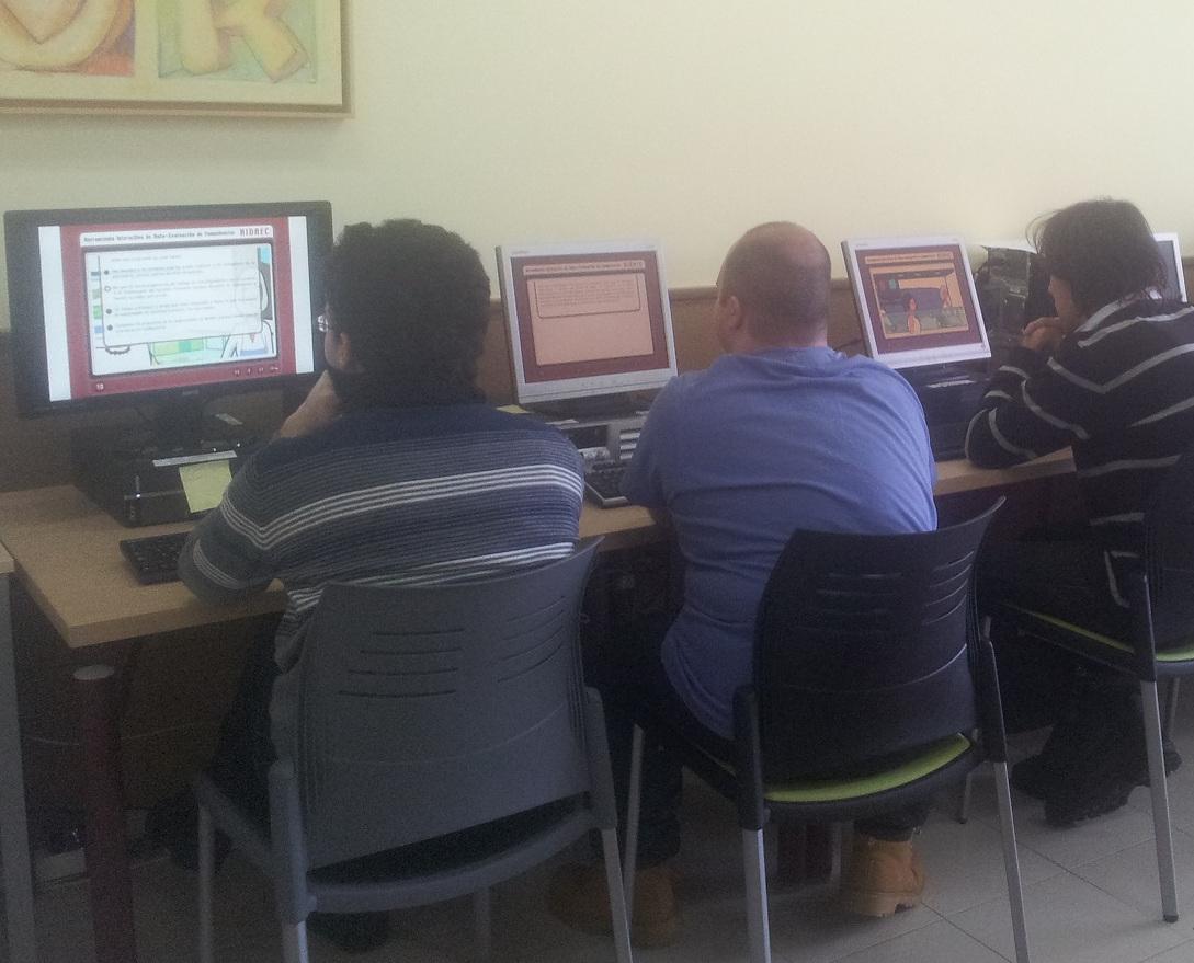 «Adquisición de TICs:  Tecnologías de la Información y Comunicación para Autismo Burgos»