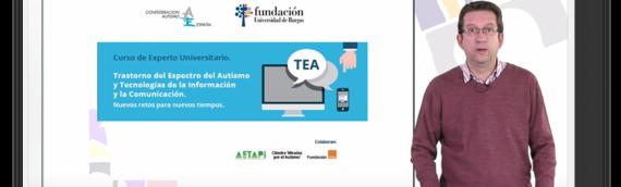 Presentación del II Curso Experto Universitario  TEA y TIC
