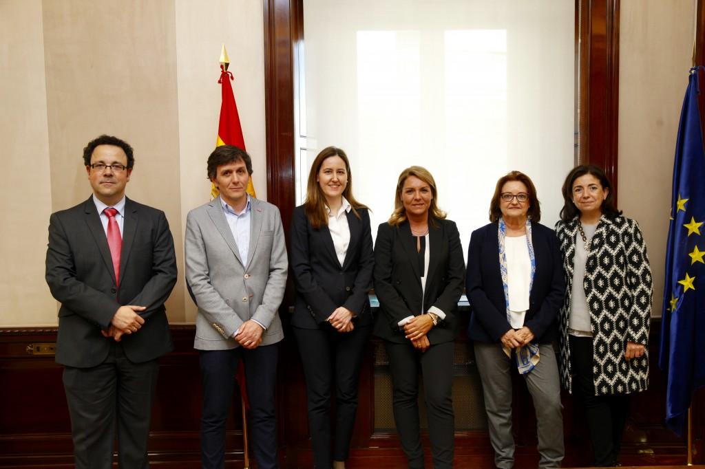 foto grupo ministerio sanidad