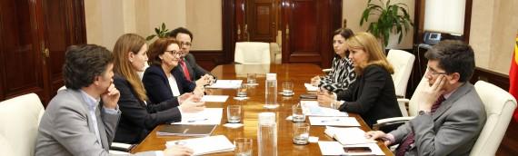 El Ministerio de Sanidad apoya el programa BBmiradas
