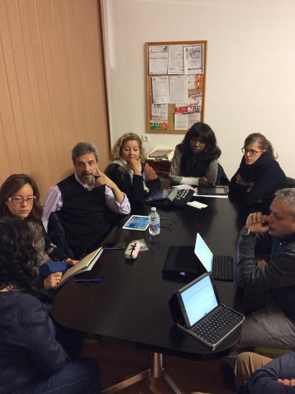 Reunión del proyecto SMART-ASD en Burgos