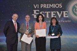 Finalistas en los IV Premios ESTEVE