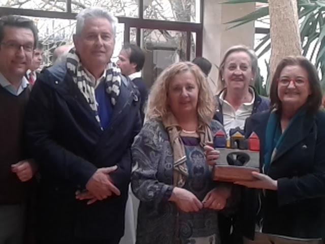 Premio de la UBU a Autismo Burgos