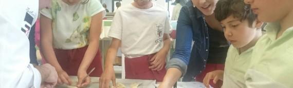 El equipo Autismo Burgos de Medina de Pomar gana el Concurso MasterChef junior Merindades