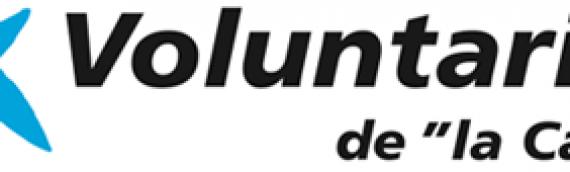 Semana del Voluntariado con profesionales de La Caixa