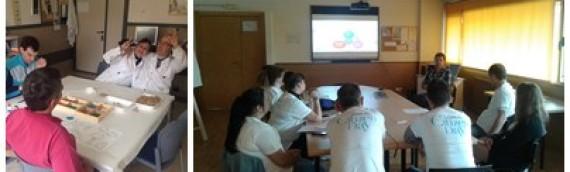 Empleados de la fábrica de L'Oréal en Burgos han dedicado su jornada de voluntariado a Autismo Burgos