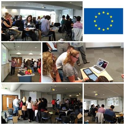 Reunión del proyecto Smart-ASD en Reino Unido