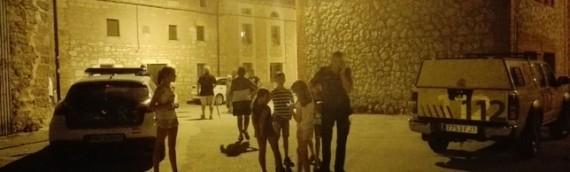 Aparece con buen estado de salud el niño desaparecido en Marmellar de Abajo