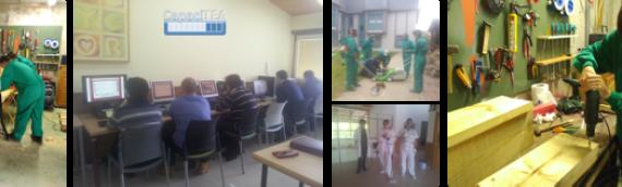 Empresas y entidades de Burgos colaboran con el programa de Itinerarios Laborales