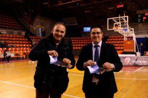 Andreu Casadevall y Diego Epifanio
