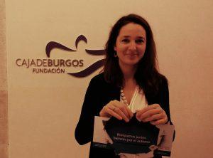 Carmen Hernando responsable chohesión social y medioambiente de Fundación CajaBurgos