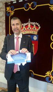 Manuel Pérez Mateos, Rector Universidad de Burgos