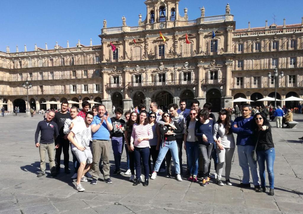 Excursión y estancia en balneario de Ledesma (Salamanca)