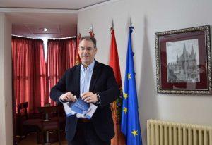 Miguel Ángel Benavente, Presidente de FAE Burgos