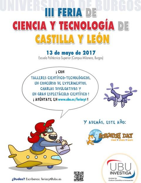Feria Ciencia CyL