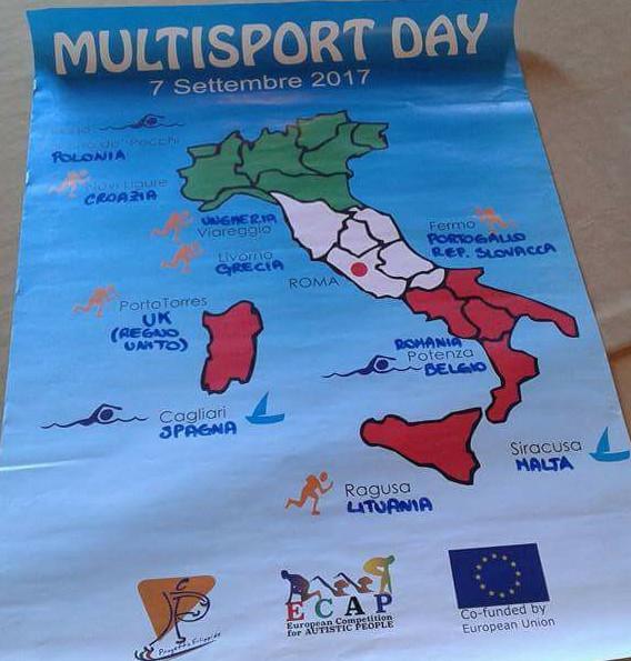 Mapa Actividades ECAP