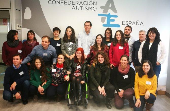 Participamos en el proyecto Aulas TIC de Autismo España 2018