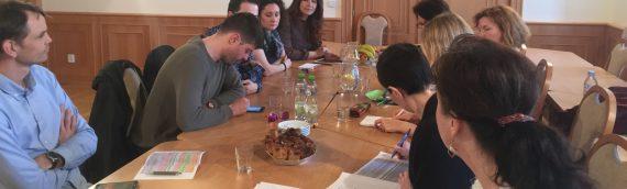 Formación e intercambio profesional con la República Checa