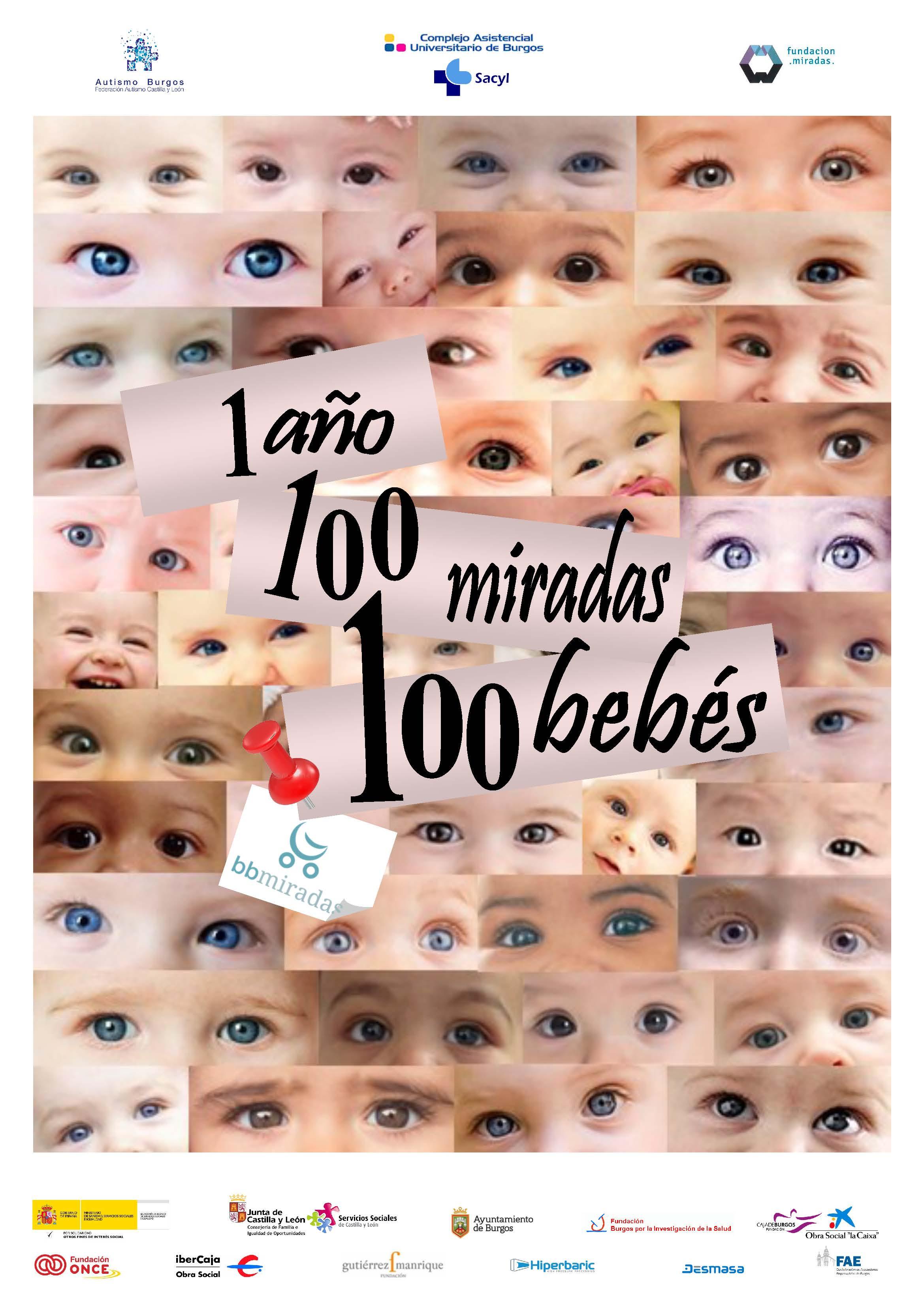 100 miradas en un año