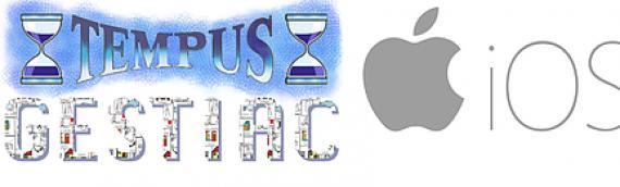Dona para desarrollar la versión para iOS de Tempus y Gestiac