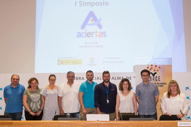 Premio Aciertas para Autismo Burgos