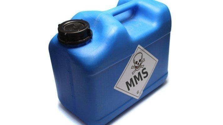 garrafa de mms