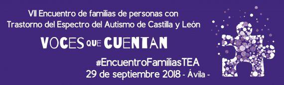 VII Encuentro de Familias de Personas con TEA de Castilla y León