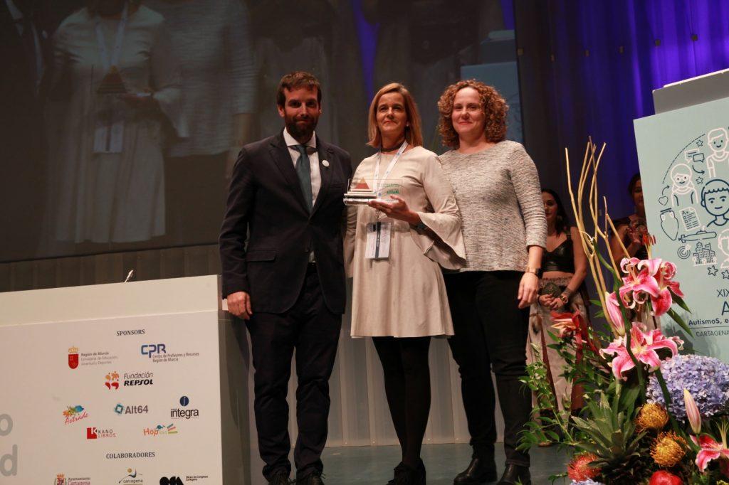 Maria Jiménez Premio Investigación AETAPI