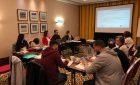 reunión proyecto IVEA