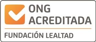 La Fundación Lealtad nos concede el sello ONG Acreditada