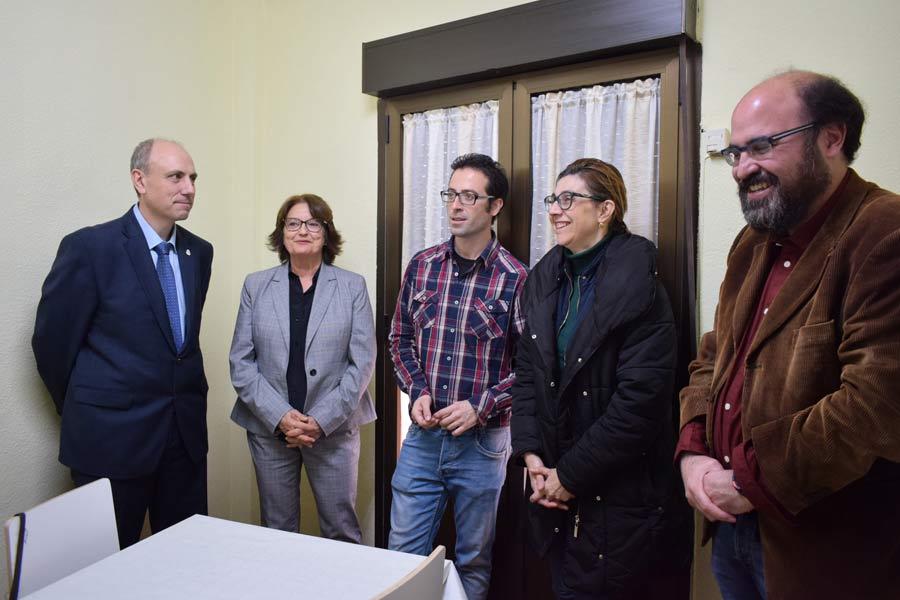 Inaguración de la nueva sede de Autismo Burgos en Aranda de Duero