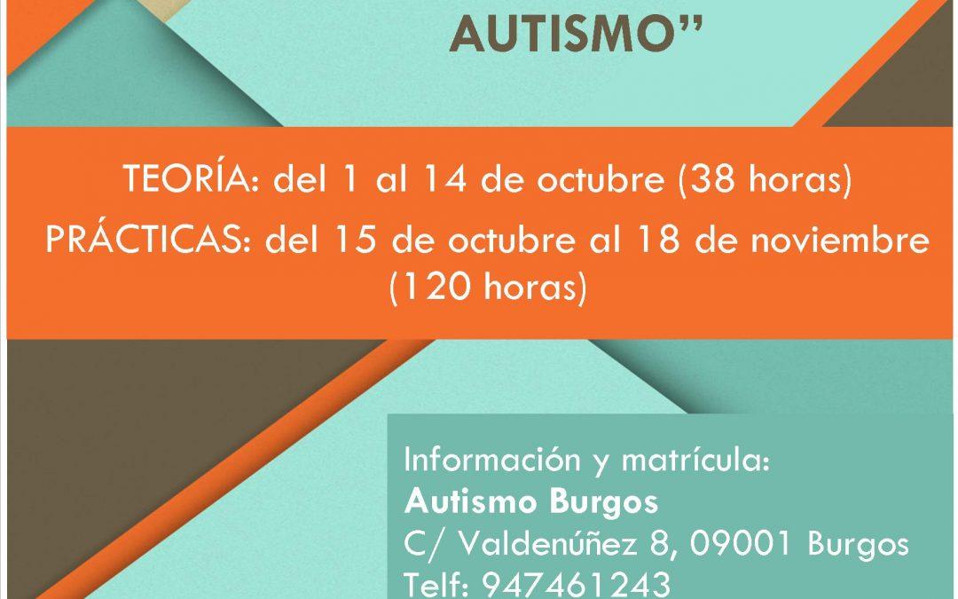 Curso «Asistente personal para personas con Autismo»