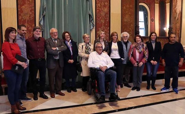 Autismo Burgos renueva por 4 años el convenio de colaboración con el Ayuntamiento de Burgos