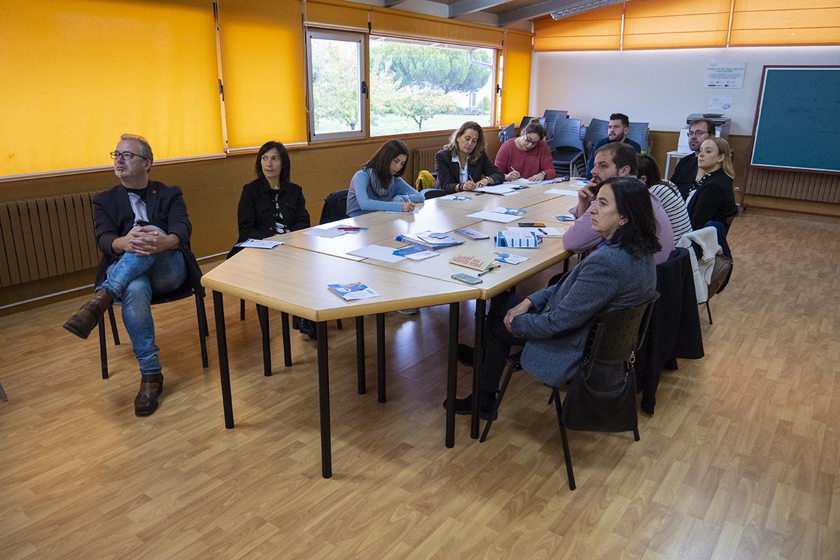 Arranca El Curso Del Proyecto Ivea Para Potenciales