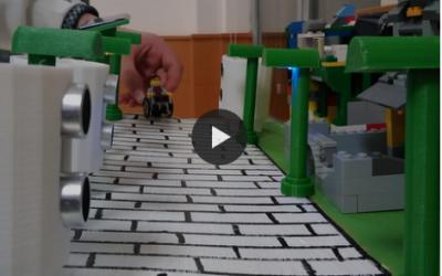 FarolASTI, el equipo de Autismo Burgos en la First Lego League