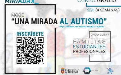 """Más de 3.000 matriculados en el primer MOOC """"Una mirada al autismo"""""""