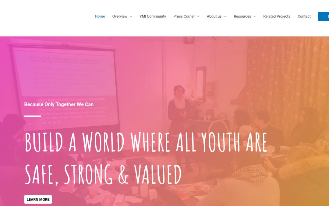 Estrenamos la web del proyecto YMI