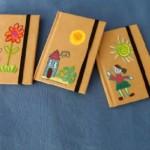 Libretas de cartón