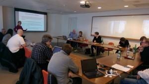 reunión proyecto Autism and Uni