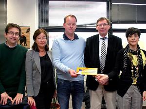 Una delegación Sueca visita Autismo Burgos para iniciar proyecto sobre empleo