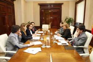 reunion ministerio sanidad