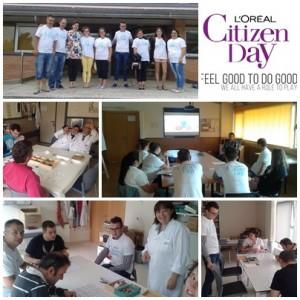loreal citizen day autismo burgos